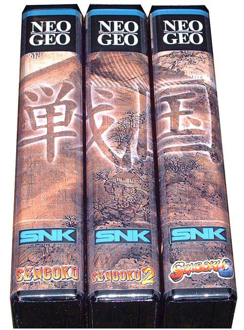 Sengoku 2 JR Box, Southtown - Homebrew Specialists